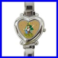 Heart Charm Watch REALTOR NAR Agent Real Estate Broker (12173888)