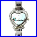 Heart Charm Watch ACUPUNCTURE AMA Needle Doctor Nurse (12173916)
