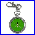 Key Chain Pocket Watch 8 BALL Game Billiards Women Pool (12155209)