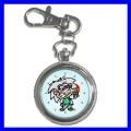 Key Chain Pocket Watch SCIENCE Chemistry Einstein Test (12155955)