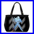 Oversize Office Handbag AQUARIUS Zodiac Sign Astrology (27152750)