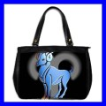 Oversize Office Handbag ARIES Zodiac Sign Astrology Bag (27152753)