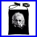 Shoulder Sling Bag Messenger ALBERT EINSTEIN Scientist (25613279)