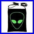 Shoulder Sling Bag Messenger ALIEN ET Roswell Science (25613281)