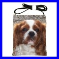 Shoulder Sling Bag CAVALIER KING CHARLES SPANIEL Dog TV (25613516)