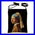 Shoulder Sling Bag GIRL WITH PEARL EARRING VERMEER ART (25613589)