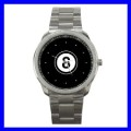 Sport Metal Watch 8 BALL Pool Eight Game Billards Women (12463595)