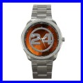 Sport Metal Watch 24 Hours Men Women Boys NR Fan Gifts (12463601)