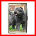 Cigarette Card Money Case Box  BOUVIER DES FLANDRES Dog (17699498)