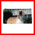 Pencil Case Pen Bag AFGHAN HOUND Dog Puppy Animal Pet (22100576)