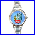 Round Charm Watch ACCOUNTANT Accounting CPA Auditor ACC (11811537)
