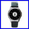 Round Metal Watch 8 BALL Pool Eight Game Billards Women (11542184)