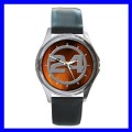 Round Metal Watch 24 Men Women Boys NR Fan Gifts Girls (11542190)