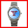 Personalization Of Sport Metal Watch Customized Gift (sportmetalwatch)