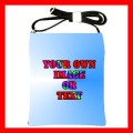 Personalization Of Shoulder Sling Bag Messenger Customized Gift (shoulderbag)