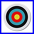 Mousepad Mouse Mat Pad ARCHERY Target Olympic Sports Games Gift (11932729)