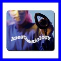 Mousepad Mouse Mat Pad ANESTHESIOLOGIST Nurse Doctor Specialist (11935257)