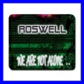 Mousepad Mouse Mat Pad ALIEN ET Roswell Science Custom Gift Space (11935525)