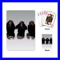 Playing Cards Poker Deck 3 MONKEYS See Hear Speak Weird Cute (15481058)