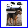 Shoulder Sling Bag Messenger AIREDALE TERRIER Pet Dog Puppy Vet (25614137)