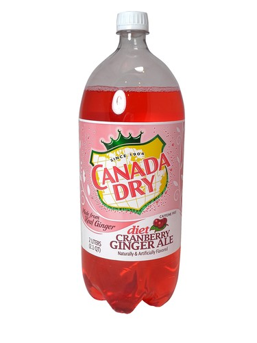Canada Dry diet Cranberry Ginger Ale.jpeg
