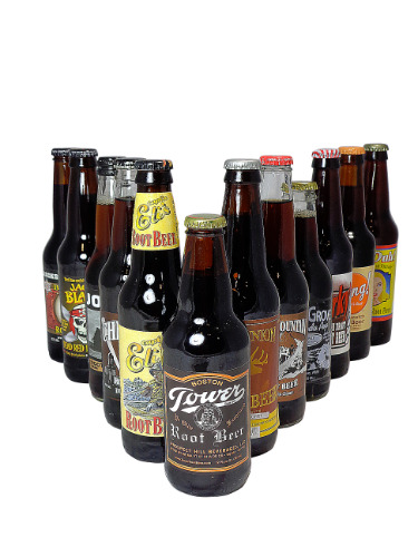 Eclectic Root Beer Variety