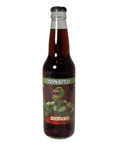 Dead World Goon Bitters Cherry Cola