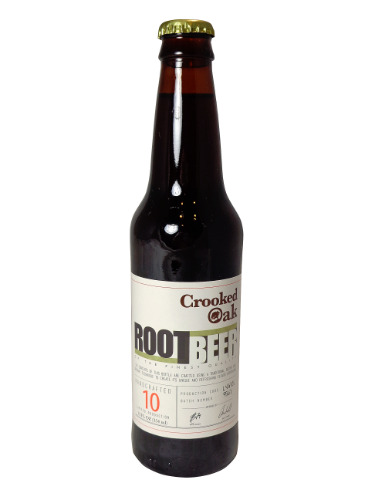 Crooked Oak root beer