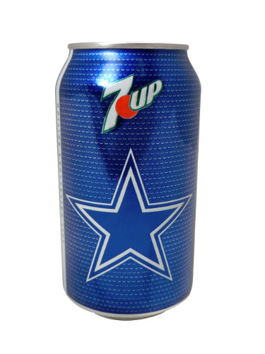 2017 Dallas Cowboys 7 Up