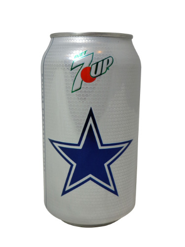 2017 Dallas Cowboys Diet 7 Up