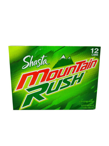 Shasta Mountain Rush