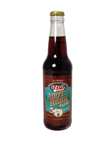 O-Zell Root Beer Float