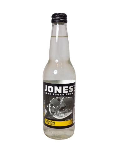 Jones Lemon Lime