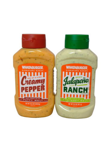 Whataburger Sauce Variety Pack