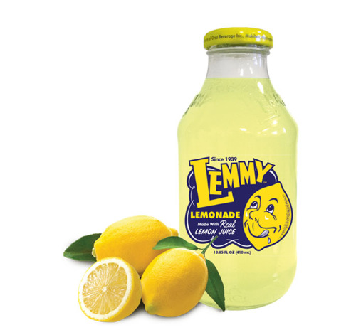 Lemmy Lemonade-Short