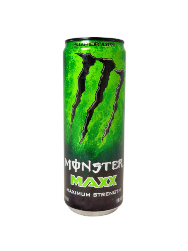 Monster Super Dry