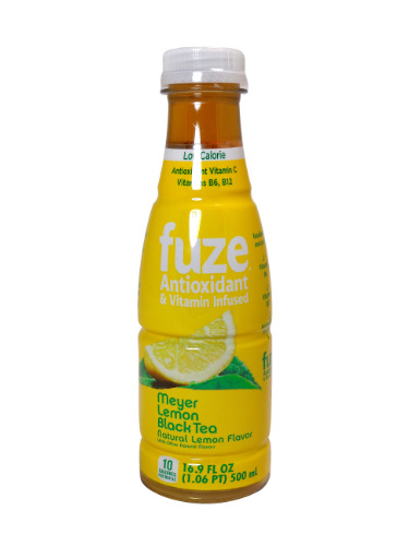 Fuze Lemon Black Tea