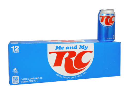 12 pack RC Cola