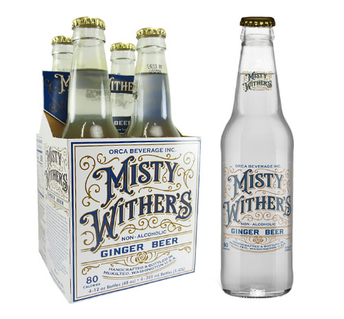 Misty Withers Ginger Beer