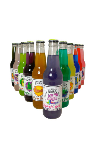 Avery's Gross Soda Variety Pack-New