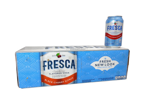 12 Pack Fresca Black Cherry