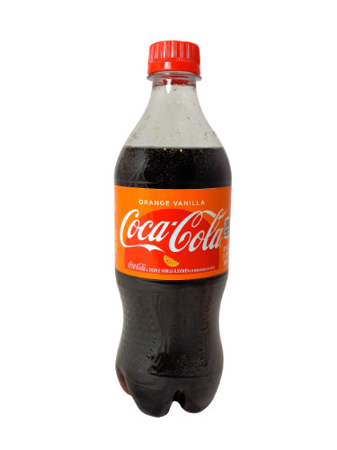 20oz Coke Orange Vanilla