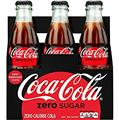 6 pack 8oz coke zero-new