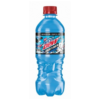 20oz Mountain Dew Liberty