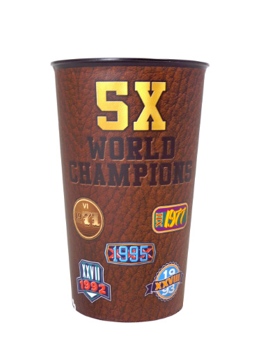 2019 7-11 Dallas Cowboys Superbowl Cup