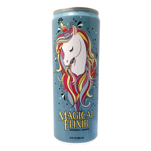 Unicorn Magical Elixir Energy Drink