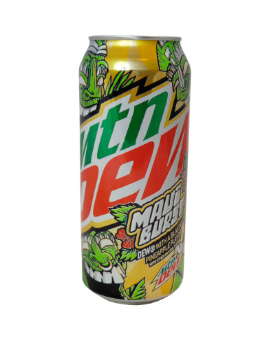 16oz Mountain Dew Maui Burst