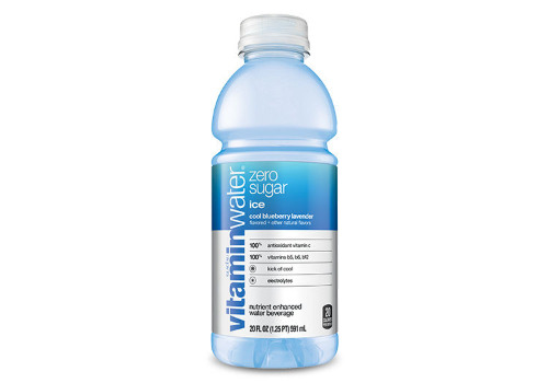Vitamin Water Zero Ice
