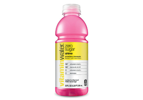 Vitamin Water Zero Shine