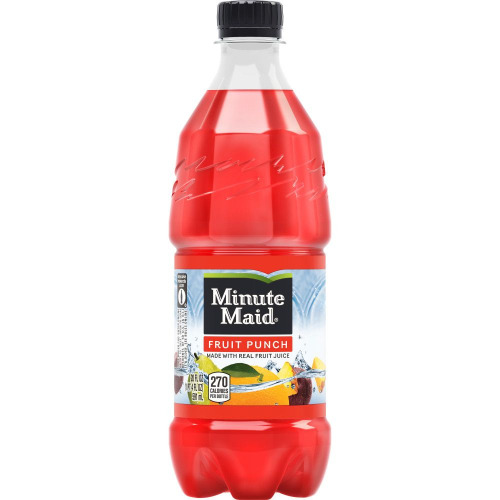 20oz Minute Maid Fruit Punch